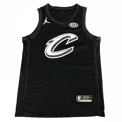 new products 31948 d6afe Nike LeBron James Cleveland Cavs NBA 2018 All Star Game Swingman Jersey 52  XL | eBay