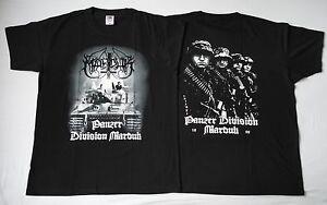 Herrenmode Musik Marduk Panzer Division T-shirt