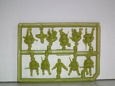 Hat 1/72 Scale WWII British Tank Riders & Crew. Model Kit - Contains 1 Spruce