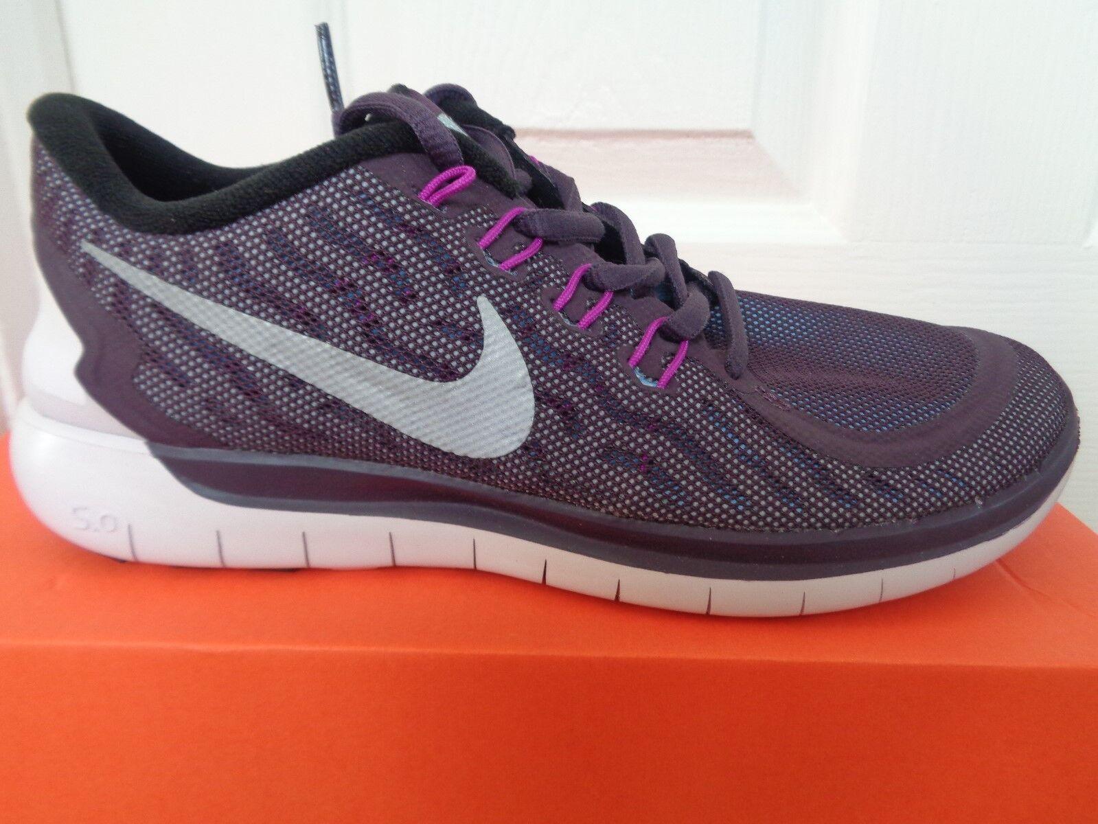 Nike Free 5.0 Flash Wmns Baskets Basket 806575 500 UK 4 EU 37.5 US 6.5 Neuf + Boîte