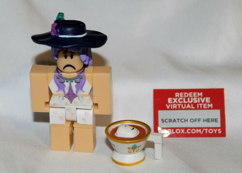 5 Virtual Code Wizard Captain Dog Cow New Roblox Blind Bag You Pick Series 2 4