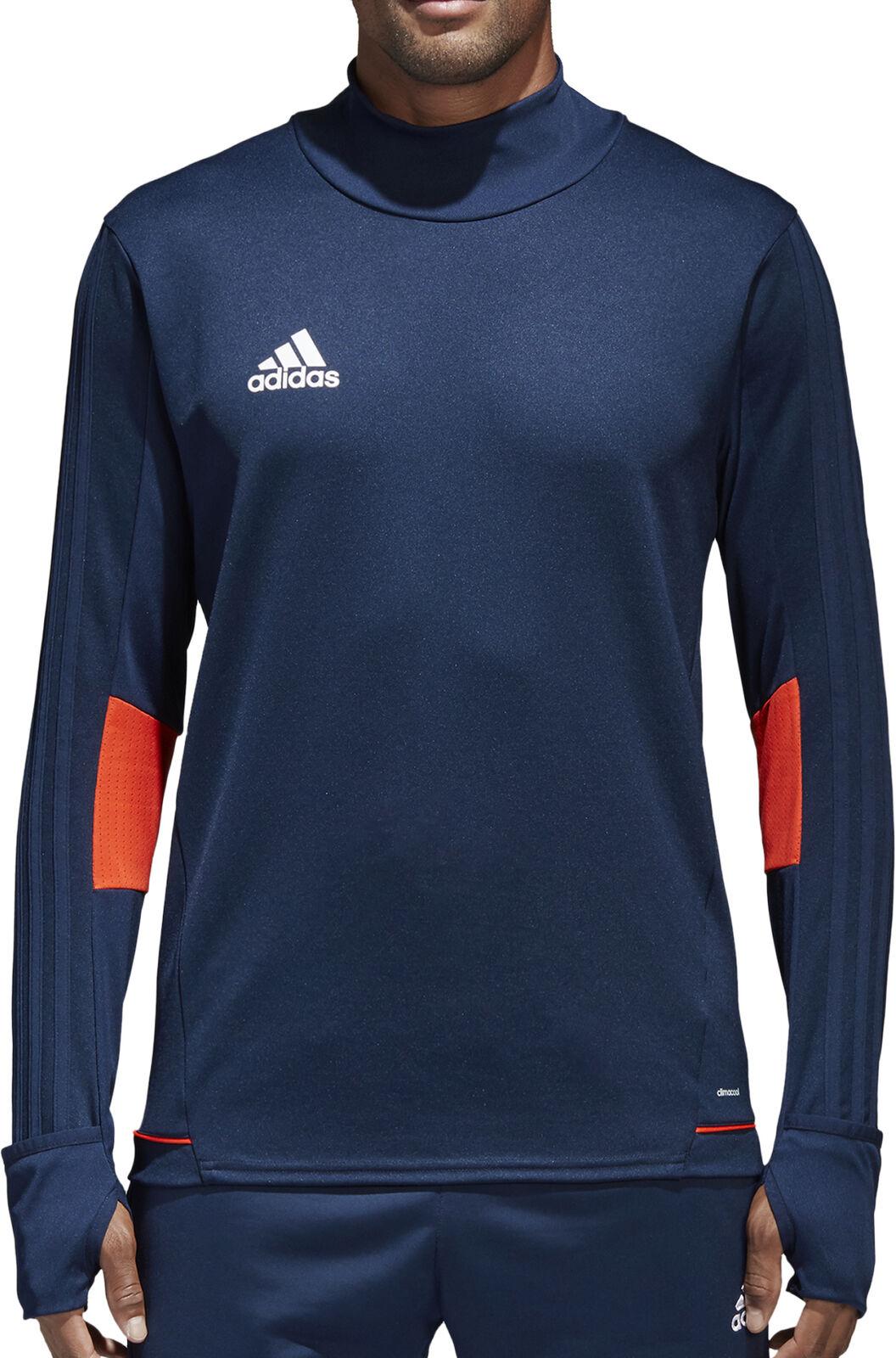 Adidas Tiro 17 Mens Long Sleeve Training Top