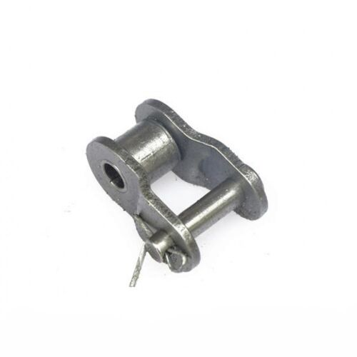 #60 Roller Chain Connecting Link Half Link For #60 12A-1 Chain x 2Pcs
