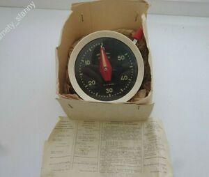 Clock timer Yantar for developing photographs