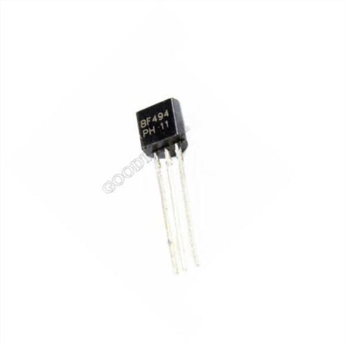 50Pcs BF494 Npn Medium Frequency Transistor US Stock p