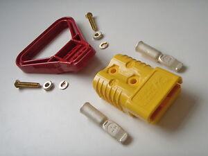 Anderson sb-350 Conector de alimentación de mango