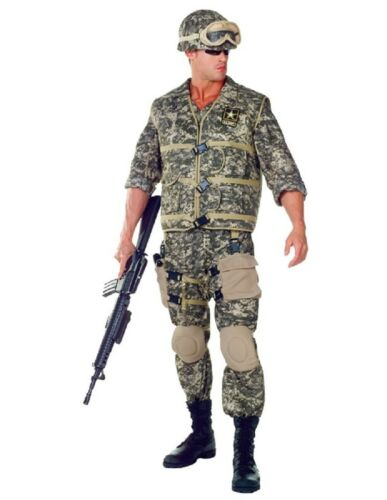Adult Army Ranger Costume