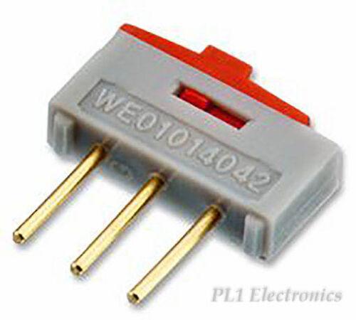 mini toboggan Wurth elektronik 450301014042 commutateur ON-ON