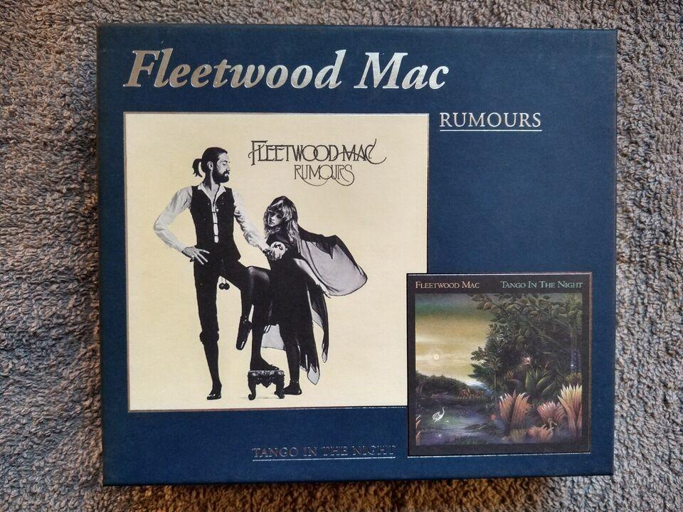 Fleetwood Mac: Rumours + Tango In..., rock