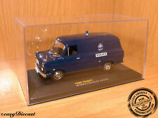 FORD TRANSIT 1:43 METROPOLITAN POLICE UK 1973 MINT!!!