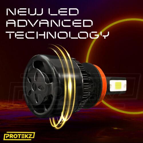 Protekz 9005 9006 Combo LED Headlight Kit Low High Beam 6000K 180W 8000LM Light