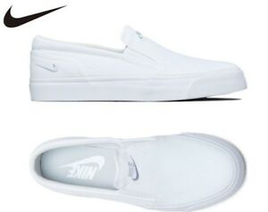 c0e1f5f78ba9 Image is loading NIKE-WOMEN-039-S-Toki-Slip-Canvas-Casual-