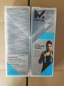 X2-Mission-HydroActive-Premium-Techknit-Large-Cooling-Towel-Charcoal-Space-Dye