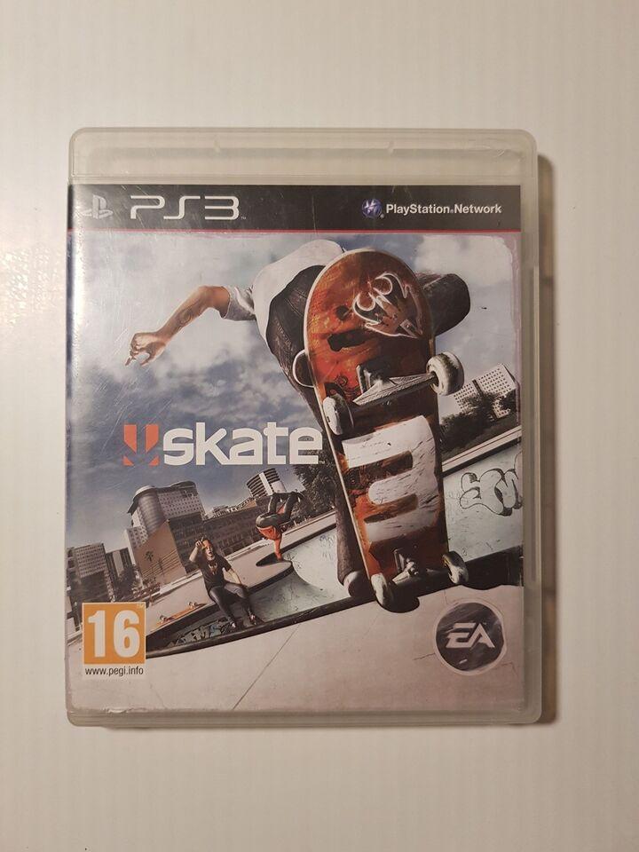 Skate 3, PS3