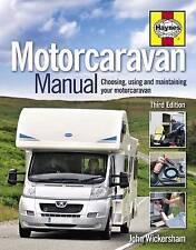 HAYNES MOTORCARAVAN MANUAL 3RD EDITION GUIDE MAINTENANCE MOTOR CARAVAN H5124 NEW
