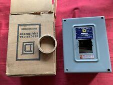 New Listingnib Square D Electrical Circuit Breaker Box Qo 403s 60amp Series L5 Class Ctl Us
