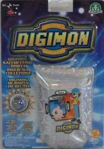 DIGIMON-Sacchetto-di-10-biglie-da-collezione-ARGENTO