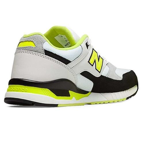 New Lifestyle Balance Blanc M30aab Jaune Noir M530 Chaussures pour hommes Sneaker 7v6gIyfYmb
