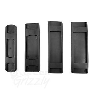 a6b54253b83e Details about Rubber Shoulder Strap Pad for Newspaper Leaflet Delivery Bags  different sizes