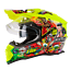 2019-O-039-Neal-Sierra-II-Casque-Avec-Visiere-Enduro-Supermoto-ATV-Quad-Motocross-MX miniature 35