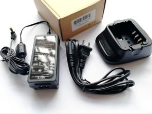 KSC-43-Rapid-Desktop-Charger-for-KENWOOD-TK-3300-TK-3400-TK-3402-Portable-Radio