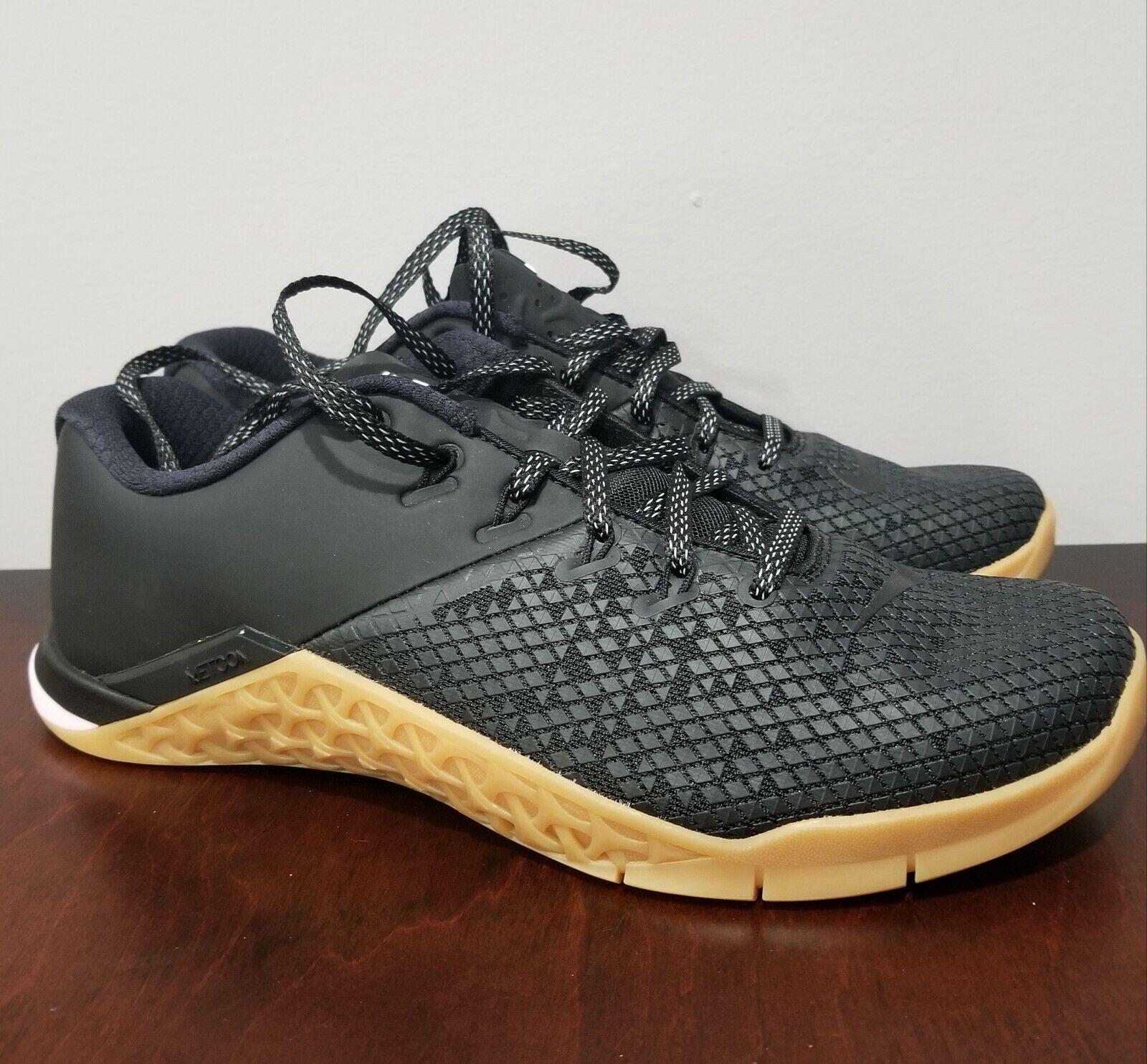 Size 8.5 - Nike Metcon 4 XD Chalkboard