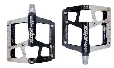 BMX Bicycle Pedas 3 Sealed Bearing MTB Mountain Road Bike Flat//Platform Pedals