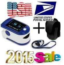 New Oximetro Blood Oxygen Pulse Rate Monitor Pulse-Ox Fingertip Pulse Oximeter