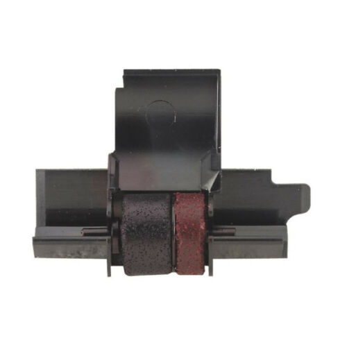 Calculator Ink Roller Compatible Blk//Red 2 Pk Aurora 14PD 87PD PR120 PR190 ETC