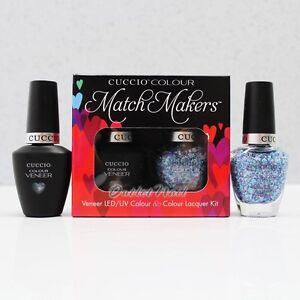 CUCCIO-Colour-Veneer-Match-Makers-Duo-Kit-6146-A-STAR-IS-BORN-0-43oz-Glitter
