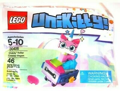 Lego Unikitty 30406 46 Pcs Ages 5-10