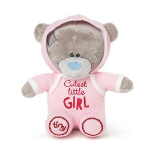 Me-To-You-Tiny-Tatty-Cutest-Little-Girl-Pink-Bear-Baby-Small-Teddy-Gift