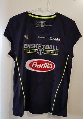Team T-shirt 4her Divisa Basket Federazione Italiana Pallacanestro Nuova Xxl