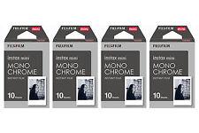 Pellicola Istantanea FujiFilm Instax Mini MONOCHROME Cp.Polaroid/Diana 4x10 foto