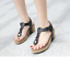 Wedge-Heels-Slingbacks-Thong-Sandals-Womens-Vogue-Roma-Platform-Beach-Boho-Shoes thumbnail 8