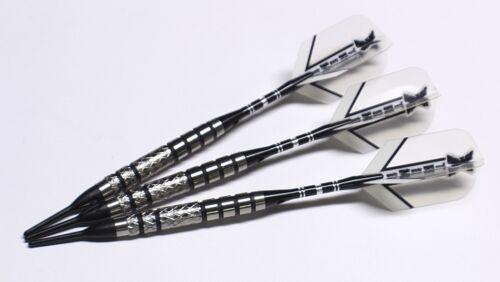 XTREME 90/% Tungsten 20g Soft Tip Darts #1 Aggressive Knurled Grip