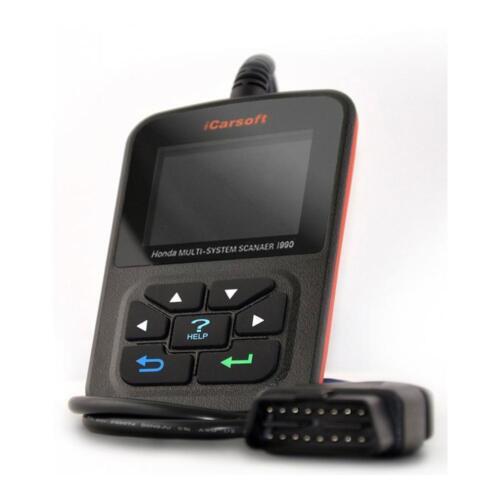 CANBus iCarsoft i990 Profi OBD2 Diagnosegerät für Honda und Acura