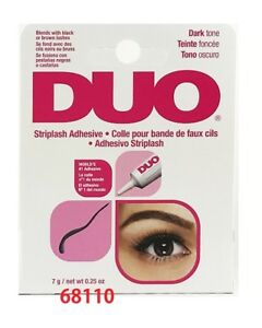 Ardell-DUO-Eyelash-DARK-Striplash-Adhesive-7g-0-25-oz-Free-Shipping-68110