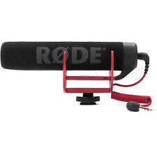 Rode VideoMic GO On-Camera Lightweight Super-Cardioid Shotgun Microphone