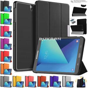 Cuero-Magnetica-Inteligente-De-pie-Estuche-Cubierta-para-Samsung-Galaxy-S2-9-7-034-SM-T810-T815