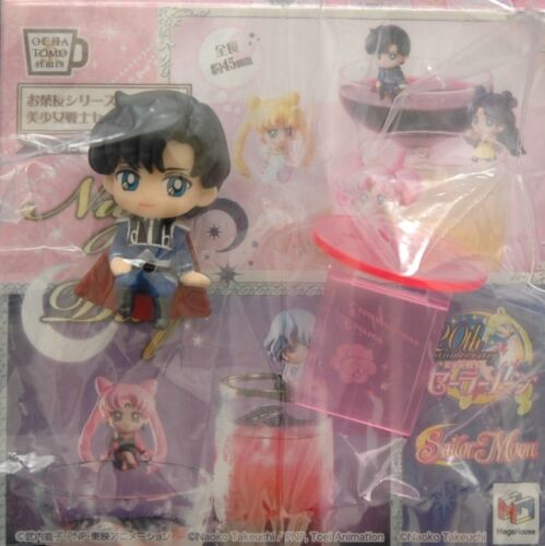 Serenity Endymion Luna Black Lady Demande Sailor Moon Mini Figure Ochatomo