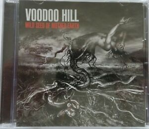 Voodoo Hill - Wild seed of Mother Earth CD feat. Glenn Hughes Mollo 11 Track