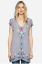 JOHNNY-WAS-Blouse-V-Neck-YASSI-TUNIC-Embroidered-Short-Sleeve-Dress-XL-248 thumbnail 8