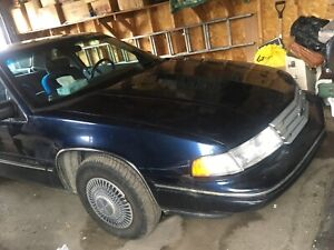 1992 Chevrolet Lumina