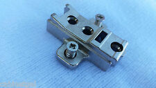 Grass Hinge mounting plate, #10767, 9.3mm height, 3000 Series