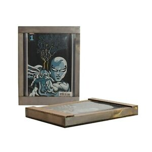 Comic Book Frame Display. Aged, Store and display your comics!  Top Loaders, Raw
