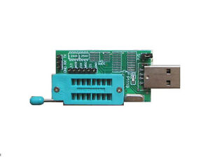 Details about 24 25 series EEPROM Flash BIOS USB Programmer CH341A with  Software & driver