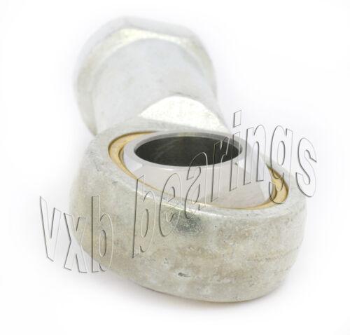 """3//8/"""" Female Rod End PHSB6L Left hand Deep Groove Radial Ball Bearings"""