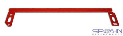 Spohn Tubular Steering Brace Wonder Bar SP-995 RED