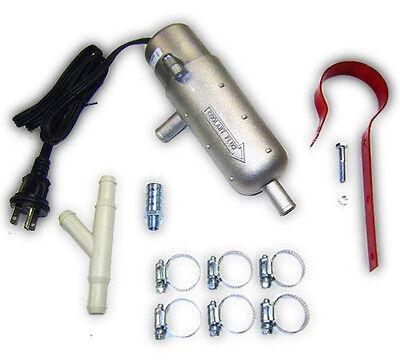 Cooling System Heater Circulating Coolant Heater 1000 Watt External Block Heater